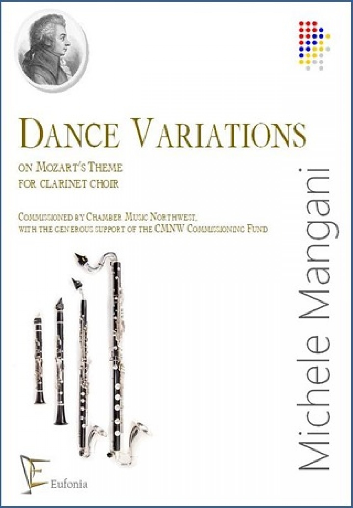 Dance Variations corocl.