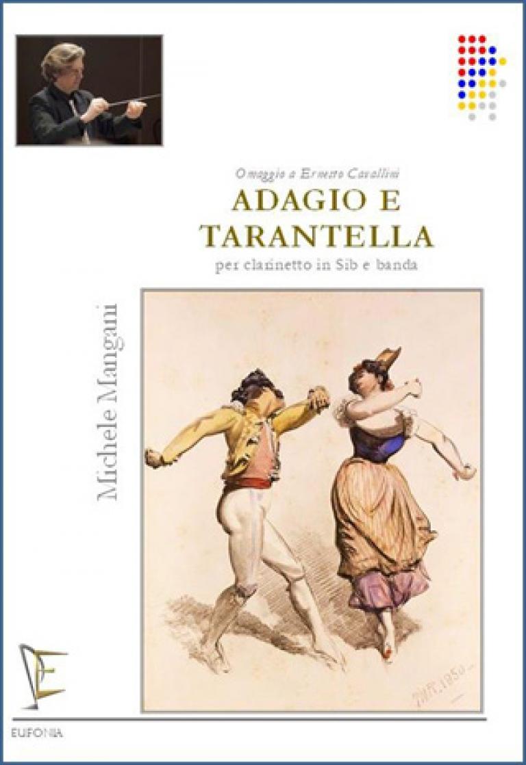 Adagio e Tarantella Clarinetto e Banda